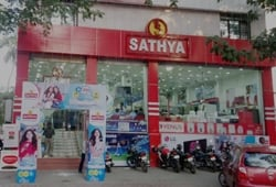 Sathya Store -  Nagercoil Logo