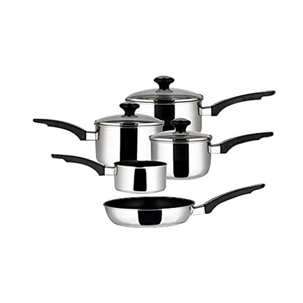 Preethi Appliances 5 Set Stainless Steel (PREETHI5SETSS)