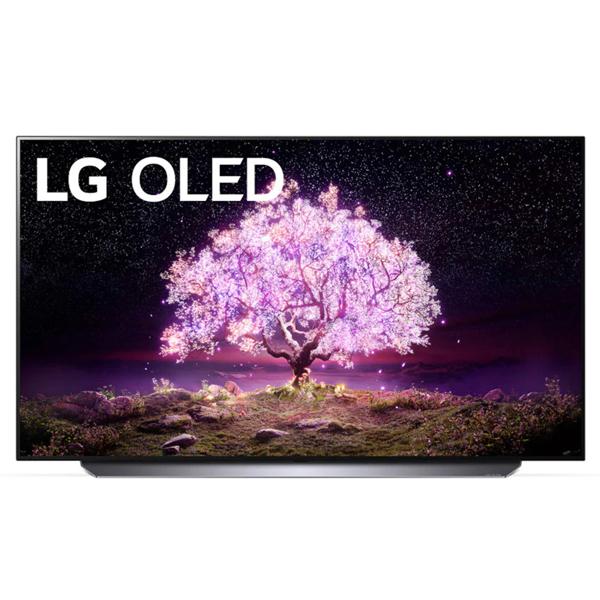 LG 121.92 cm (48 inch) Ultra HD (4K) OLED Smart TV (OLED48C1)