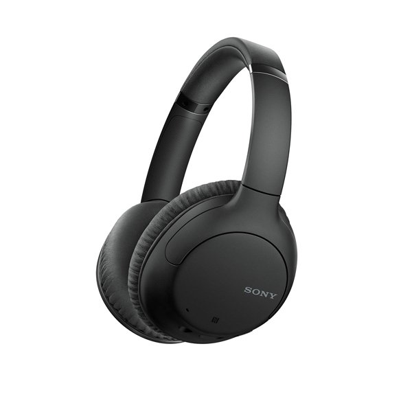 Sony WH-CH710N Wireless Noise Cancellation Headphones with 35 hours battery life and Google Assitant -Black (SONYWHPWHCH710N)