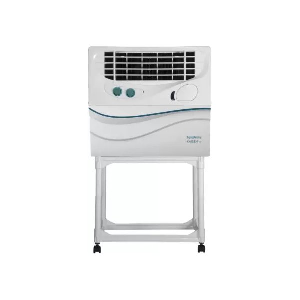 Symphony 51L Room/Personal Air Cooler  White (KAIZENDB151)