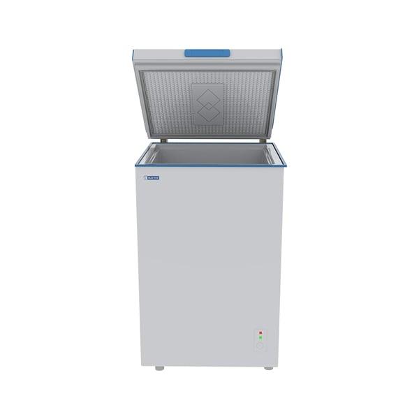 Blue Star Single Door Deep Freezer (95 Ltrs, White) (CHFSD100DHSW)