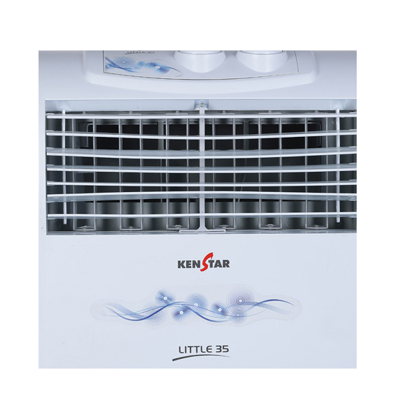 Kenstar 35 L Room/Personal Air Cooler  (White, Little Cooler Dx) (35LLITTLEPC)