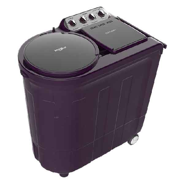 Whirlpool 8 kg Semi Automatic Top Load Washing Machine (ACE8.0TRBDRYPURPDAZE)