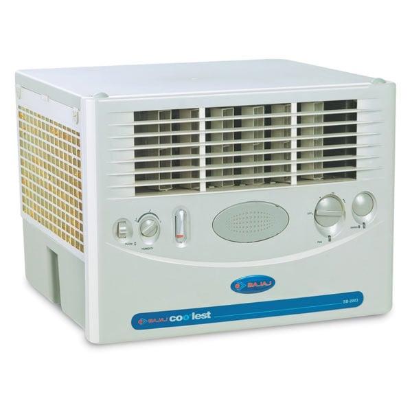 Bajaj 32 Ltrs Air Cooler  White (BAJAJSB2003)