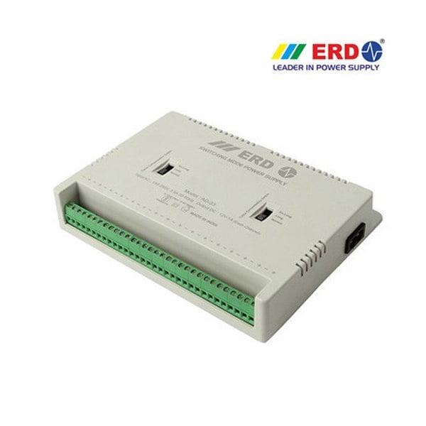 ERD 16 Channel Power Supply for CCTV Cameras(ERDAD-33POWERSUPPLY)