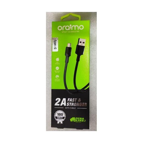 Oraimo OCD-C53 Type C USB Fast Charging Cable (ORAIMOCDC53)