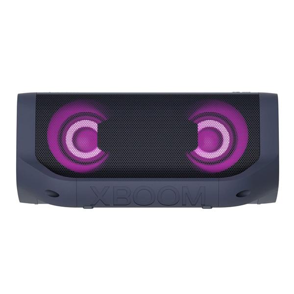 LG XBoom GO PH5 Water Resistant 20 W Bluetooth Speaker  (Black, Stereo Channel) (LGBTSPN5)