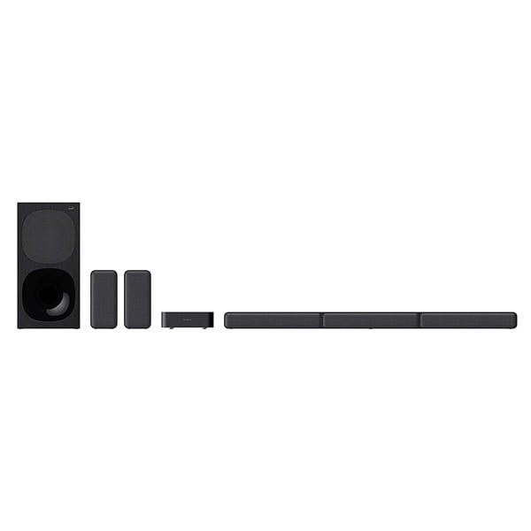 SONY HT-S40R 600 W Bluetooth Soundbar  (Black, 5.1 Channel) (HTS40R)