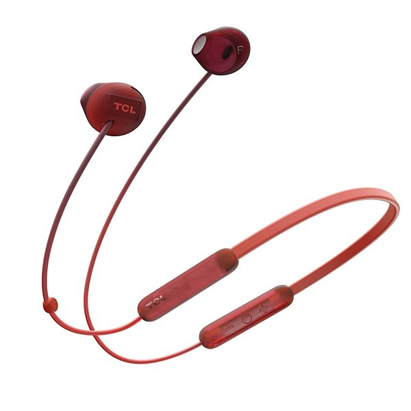 TCL Wired Headset  (Sunset Orange, In the Ear) (TCLBTHSOCL200)