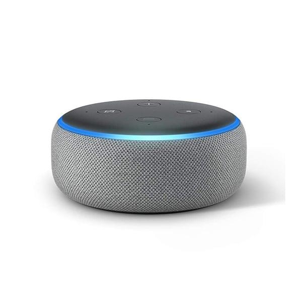 Amazon Accessories Alexa Speakers (ECHODOTBLACK-WHITE)