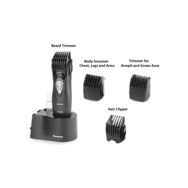 Panasonic ER-GY10-K44B Runtime: 50 min Trimmer for Men  (Black) (ERGY10K44B)