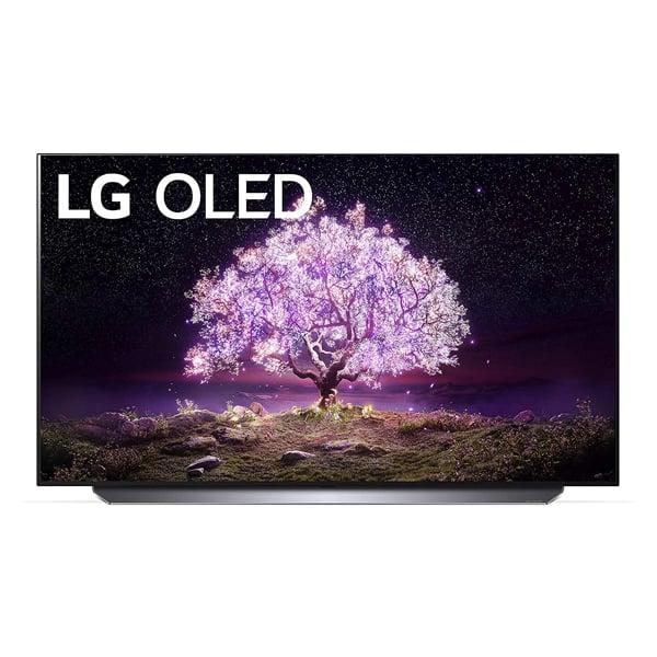 LG Alexa Built-in C1 Series 55 inch 4K Smart OLED TV (2021) (OLED55C1)