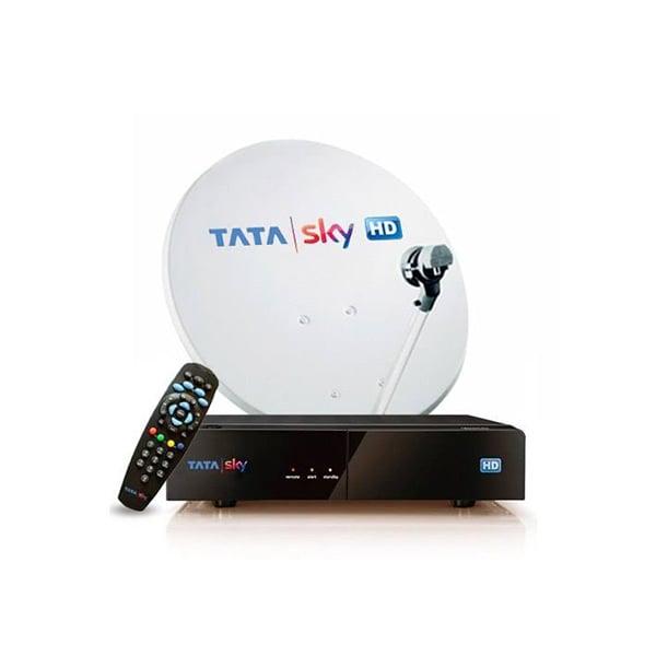 Tata Sky Dth Hd Box With Hindi Starter Pack Tataskyuniverskit599