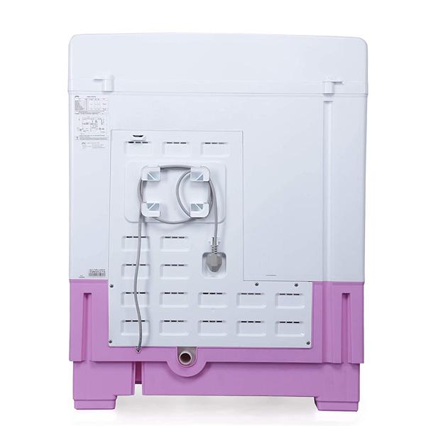 Godrej 8 Kg Semi-Automatic Top Loading Washing Machine (WSEDGE8.0LAVENDATB3M)