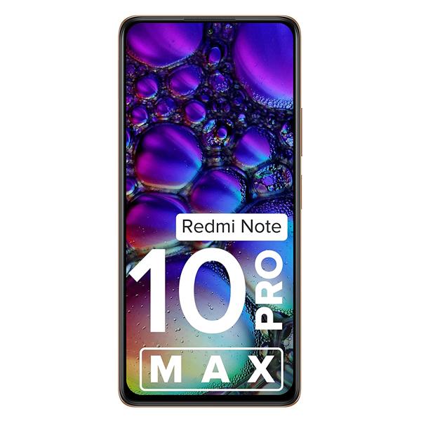 REDMI Note 10 Pro Max (Vintage Bronze, 128 GB)  (6 GB RAM) (RN10PROMAX6128GBVIBR)