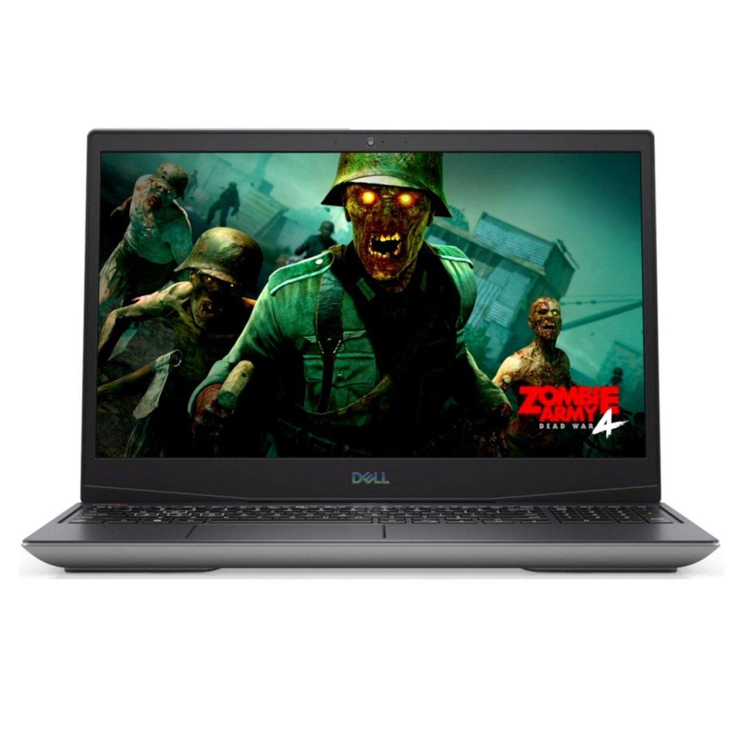 DELL G5 15 SE Ryzen 5 Hexa Core 4600H - (8 GB/1 TB SSD/Windows 10 Home/6 GB Graphics/AMD Radeon RX 5600M/120 Hz) G5 5505 Gaming Laptop  (15.6 inch, Silver, 2.5 kg) (DELLG55505AMD)