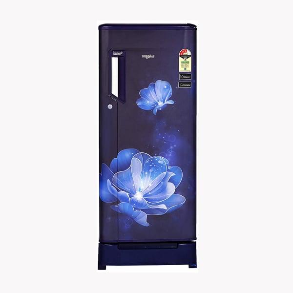 Whirlpool 200 L Direct Cool Single Door 3 Star Refrigerator (215IMPROROY3SAPPHMUL)