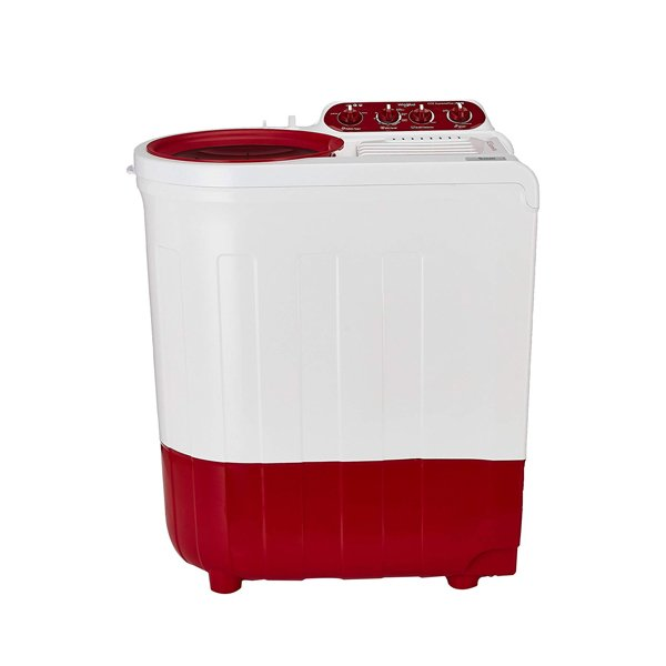 WHIRLPOOL 7.2 Kg Semi Automatic Top Load Washing Machine (ACE7.2SUPPLSCORALRED)
