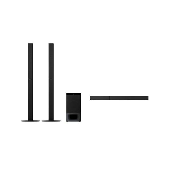 Sony 1000 W Bluetooth Soundbar  (Black, 5.1 Channel, HTS700RF)