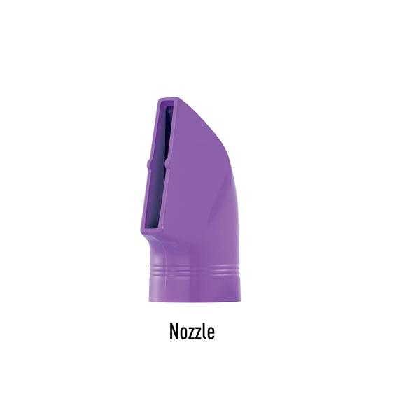 Panasonic Hair Styler EH-KA22-V62B Hair Styler  (Purple) (Purple) (EHKA22V62B)