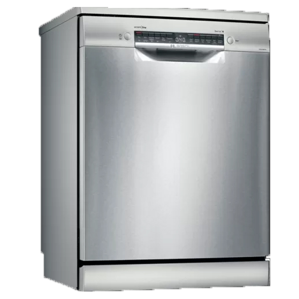 Bosch 14 Place 60cm Free-Standing Dishwasher (Serie   Fingerprint Free Steel) (SMS6HVI00I)