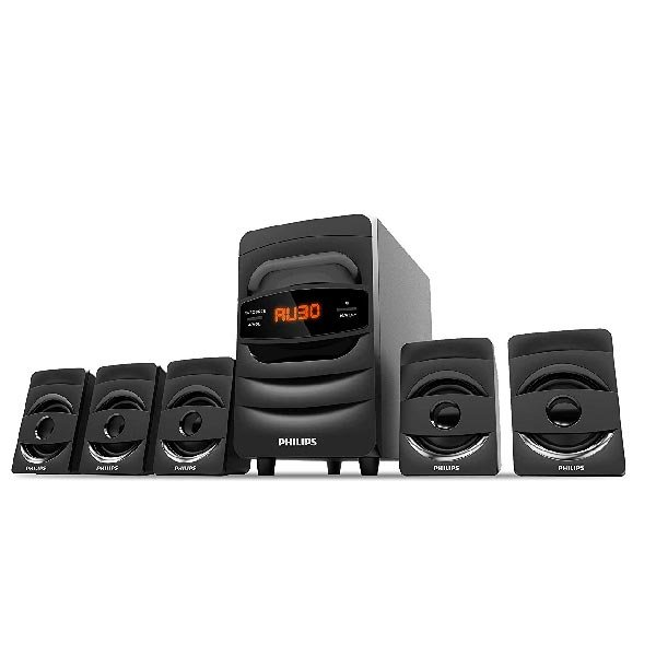Philips SPA5128B Bluetooth Home Theatre (5.1 channel) (SPA5128B)