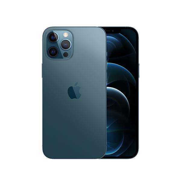 Apple iPhone 12 Pro Max (Pacific Blue, 256 GB) - IPHONE12PROMAX256GBP