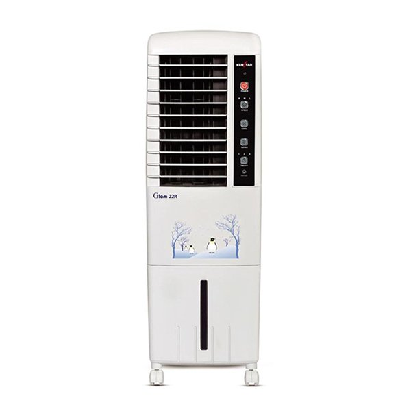 Kenstar 15 L Tower Air Cooler  (White, Glam15R) (15LGLAMMECHTC)
