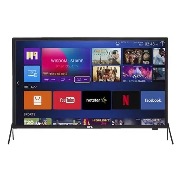 BPL Stellar Series 109 cm (43 inch) Full HD LED Smart TV (BPL43FA4300)