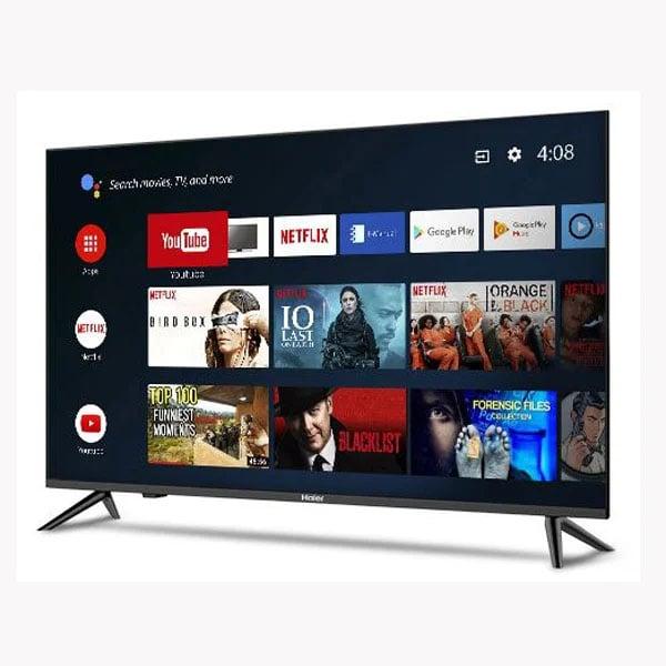 Haier 108cm 43 Inch Full HD Smart LED TV (LE43K6600GA)