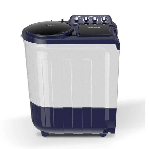 Whirlpool Ace Supersoak 7.5 Kg Semi Automatic Washing Machine ( Supersoak Technology, Coral Blue, 5 Star ) (ACE7.5SUPSOAKCRLBLUE)