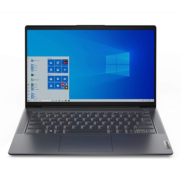 Lenovo Ideapad Slim 5i Core i5 11th Gen - (8 GB/512 GB SSD/Windows 10 Home) 14ITL05 Thin and Light Laptop  (14 inch, Graphite Grey, 1.66 kg, With MS Office) (LENOVOIP82FE00QLIN)