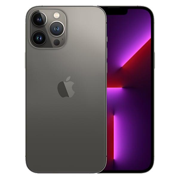 APPLE iPhone 13 Pro Max (Graphite, 128 GB) (IP13PROMAX128GBGRAPH)