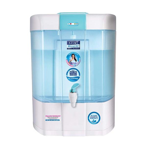 Kent Pearl 8L Mineral RO+UV+UF Water Purifier (PEARLZWWMRO)