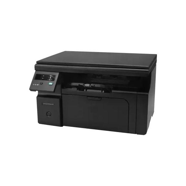 HP LaserJet Pro  MFP Multi-function Printer  (Black, Toner Cartridge, HPLASERJETM1136)