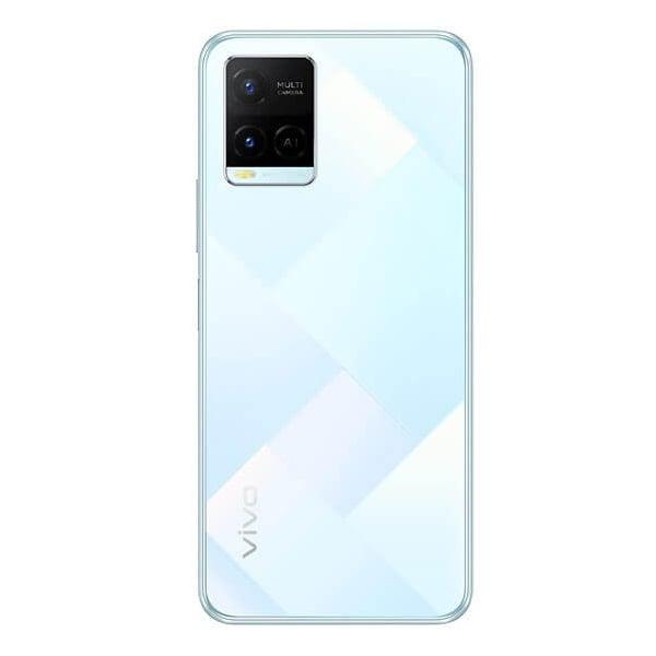 Vivo Y21 4GB RAM,128GB ROM (Diamond Glow) (Y214128DIAMONDGLOW)