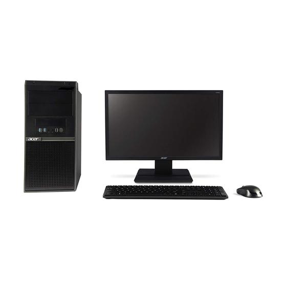 Acer Desktop Aspire TC WJ50 CI3 10100 4GB 1TB W10 Home 3Yrs 19.5 Inch (ACERDTASPIRETCWJ50)