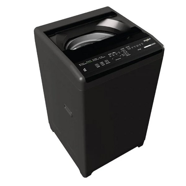 Whirlpool 6 kg Fully Automatic Top Load Grey (WMCLS6.0GENXGRY10YMW)