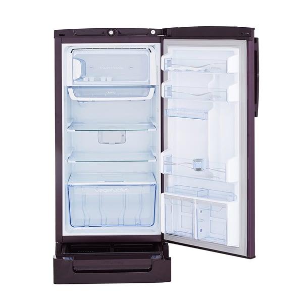 Godrej 190 L 2 Star Direct-Cool Single-Door Refrigerator (RDEDGE205B23THFPPWIN)