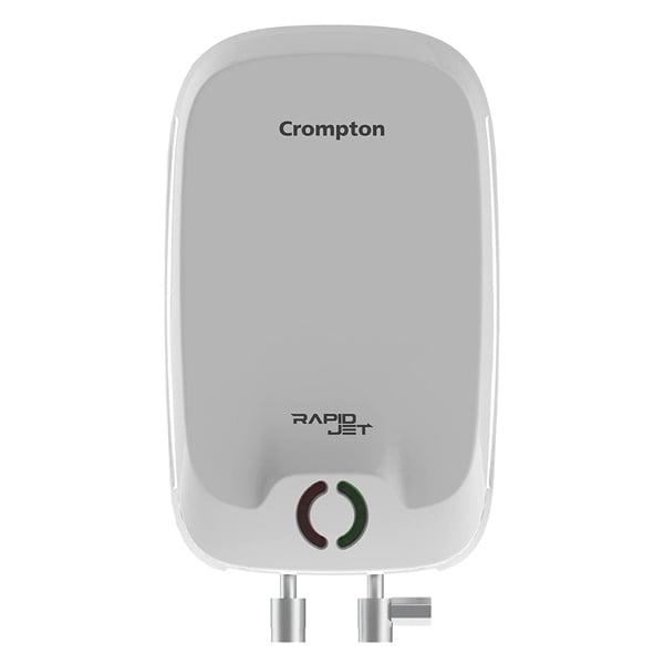 CROMPTON 3 L Instant Water Geyser (Rapidjet Plus, White)  (3LAIWH3LRPJPL3KW5Y)