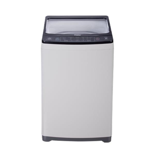 Haier 7 Kg Fully-Automatic Top Loading Washing Machine (Moonlight Grey) (HWM70826DNZP)