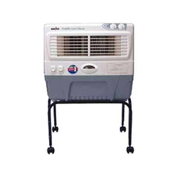Kenstar Double Cool Dx 50-Litre Air Cooler with Trolley (White) (50LDOUBLECOOLDXWC)