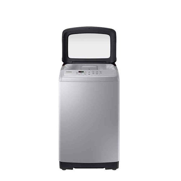 Samsung 6.5 kg Monsoon drying feature Fully Automatic Top Load Silver (WA65A4022NS)
