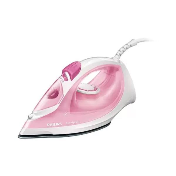 Philips 2000-Watt Steam Iron -Pink (GC1022)