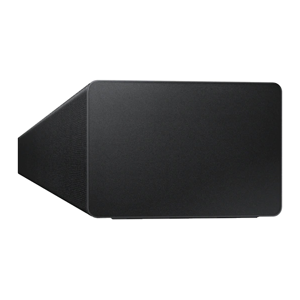 Samsung 2.1ch Soundbar with Wired Subwoofer (HWT420)