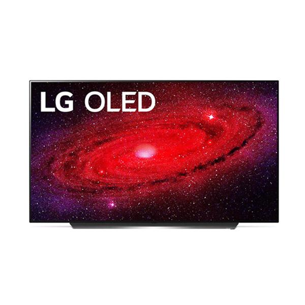 LG CX 55 139.7cm (55 Inch) 4K Ultra HD OLED Smart TV (OLED55CX)