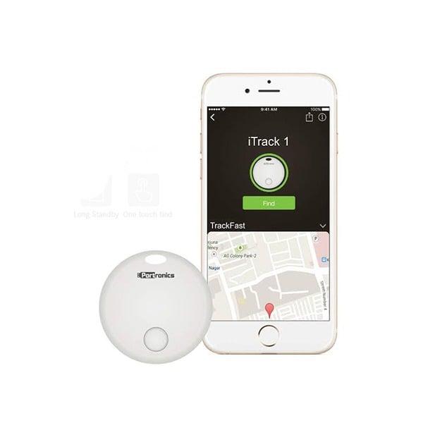 Portronics POR 130 I Track Smart Tracker (POR130I)