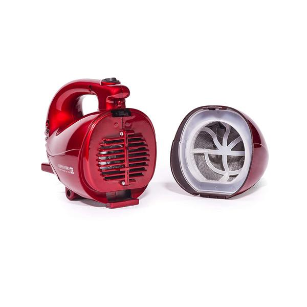 Eureka Forbes Rapid Hand-held Vacuum Cleaner  (Red, Black, RAPID)