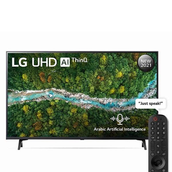 LG 108 cm (43 inch) Ultra HD (4K) LED Smart TV (43UP7740)